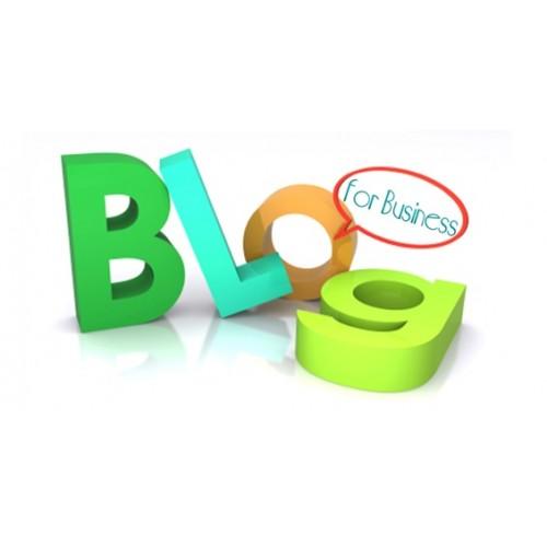 Blog Posts X 5000