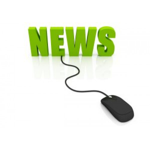 News Headline Scroller